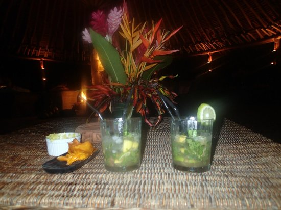 Paradise Cove Resort : yummy cocktails