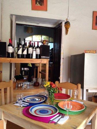 Restaurante Pizzeria Napoli: European setting