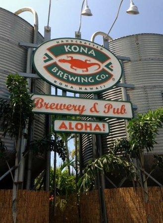 Kona Brewing Company: Kona Brewery!