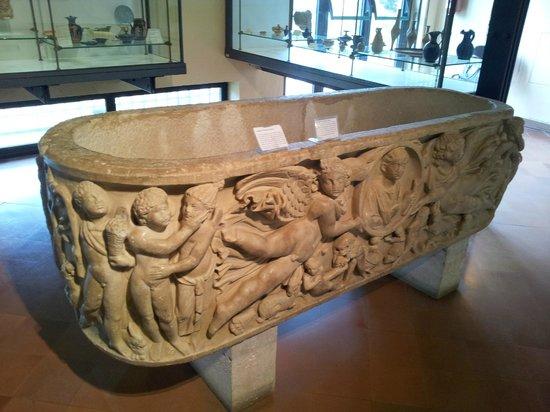 Museo Archeologico Regionale di Agrigento: Particolare 4