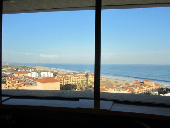 Barcelo Gran Faro Los Cabos : Sky Bar panoramic view