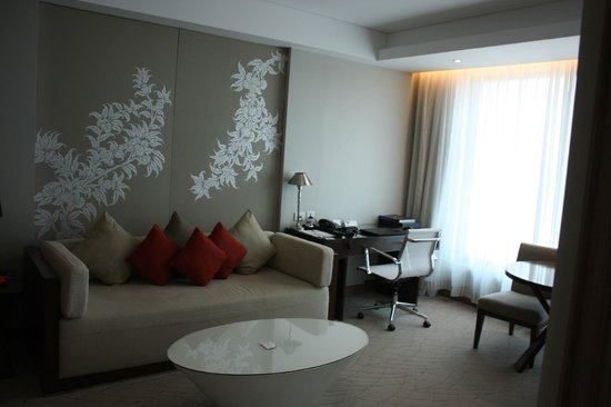 Le Meridien Chiang Mai: View of the suite