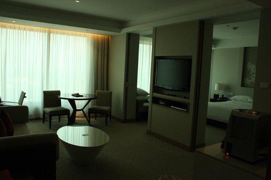 Le Meridien Chiang Mai: spacious suite