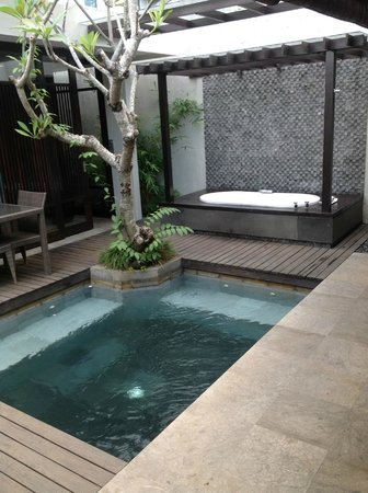 The Amala: Plunge Pool
