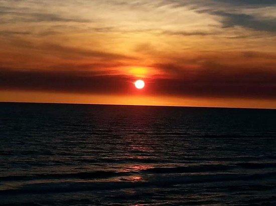 Hotel Riu Montego Bay: nice sunsets