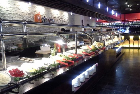 Ichiyami Buffet and Sushi