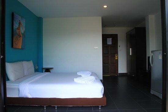 Baan Andaman Sea Surf : Our rooms
