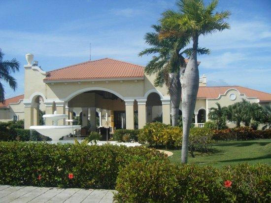 Paradisus Princesa del Mar Resort & Spa: Entrada