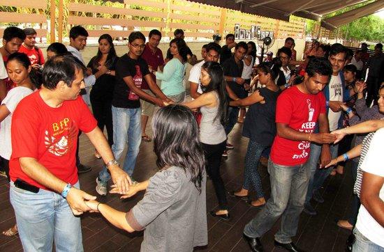 Oakwood Premier Pune: The Salsa workshop