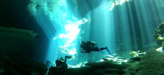 Cenote Xperience: Chac Mool Cenote