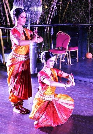Marriott Suites Pune: The Odissi performance