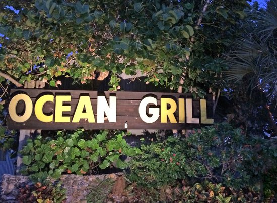 Ocean Grill Restaurant : You've Arrived! Come Hungry.