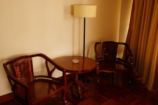 Diamond Hotel : 室内