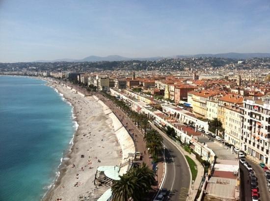 Hotel La Perouse: hotel view