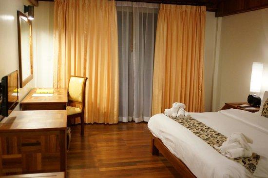 Angkor Sayana Hotel & Spa: 部屋