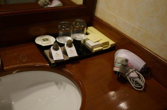 Angkor Sayana Hotel & Spa: アメニティ