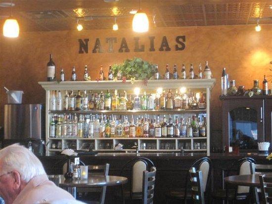 Natalia's 1912 Restaurant: Natalia Bar