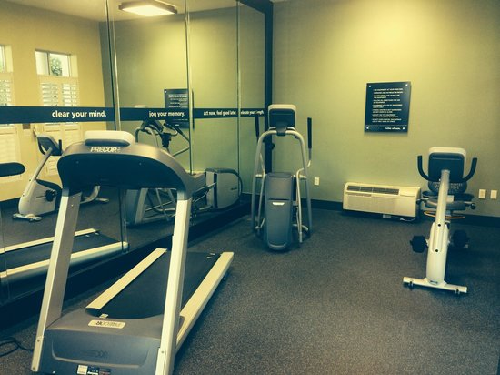 Hampton Inn & Suites Charleston /  West Ashley: Work out room