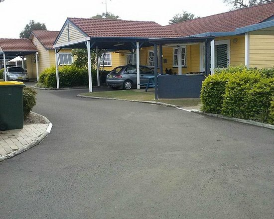 Forster Holiday Village : Our two bedroom Units