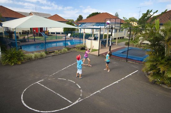 Forster Holiday Village: fun for everyone