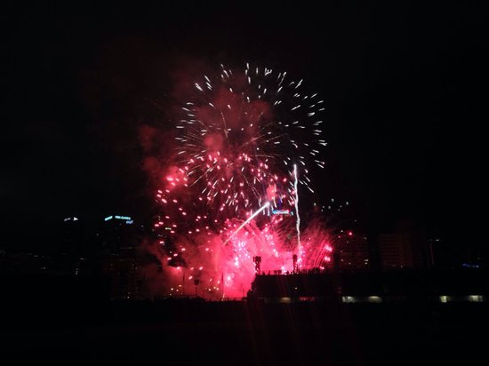 PNC Park: Fireworks nights are amazing!!