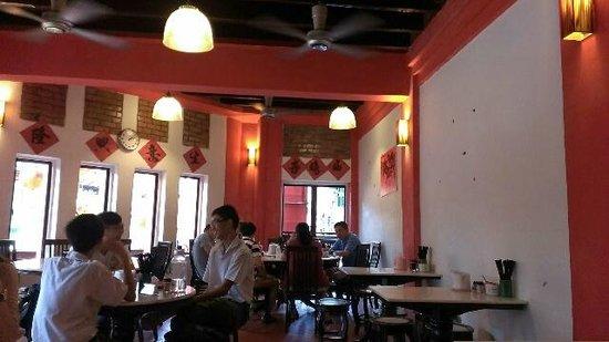 Kim Lian Kee Restaurant: 2階