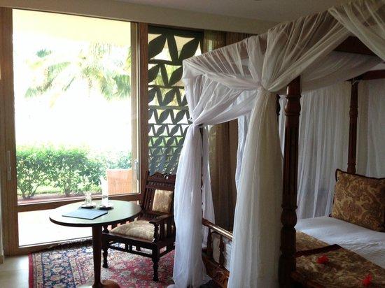 Melia Zanzibar: Hotel fortemente inspirado na cultura árabe