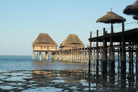Melia Zanzibar : Restaurante e bar