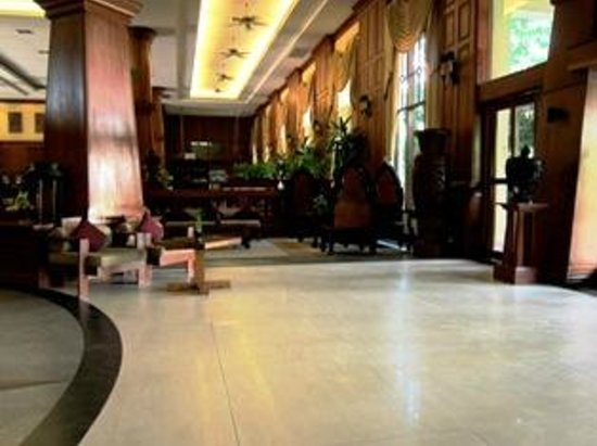 Prince D'Angkor Hotel & Spa: Reception