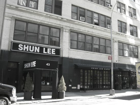 ShunLee West: Exterior - Front