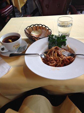 ShangHai Nong Yue Café (ZhenNing): お気に入りボロネーズ