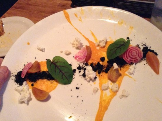 True : It's not art - it's edible (and SO good!!!)