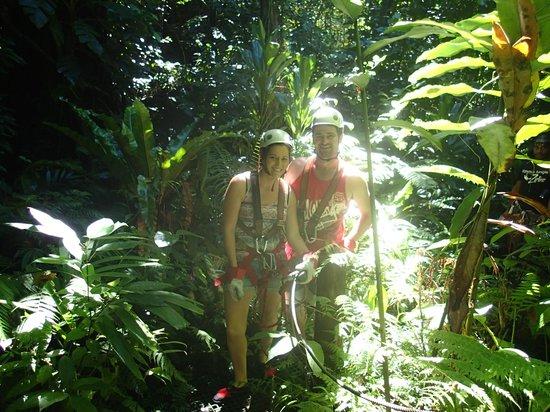Vanuatu Jungle Zipline: we survived!