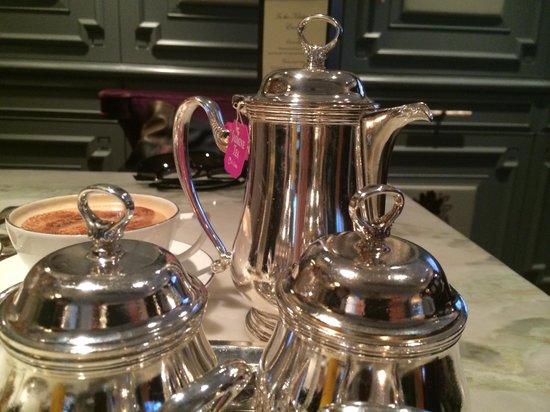 The Langham, Hong Kong : Ladies' signature tea