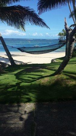 The Warwick Fiji: Hammock