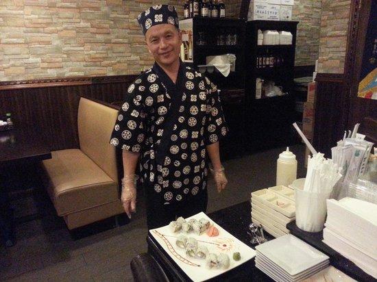 Pan Asian Cuisine Sushi Bar and Grill: Pan Asian