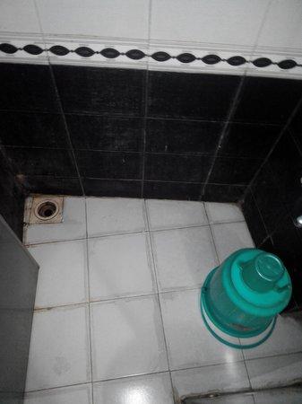 Ace Residency: bathroom not clean