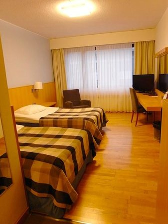 Original Sokos Hotel Presidentti: 客室内部