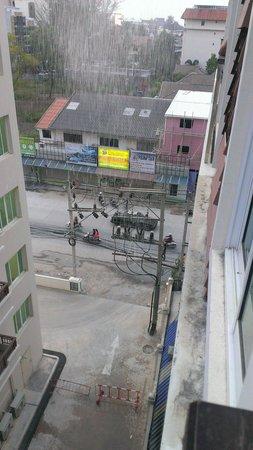 APK Resort & Spa: Вид из окна