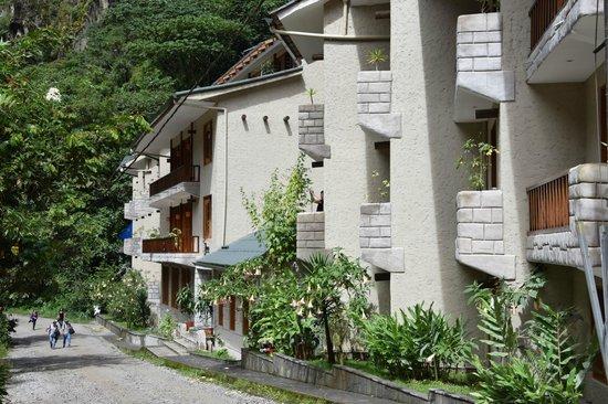 SUMAQ Machu Picchu Hotel : Exterior of hotel