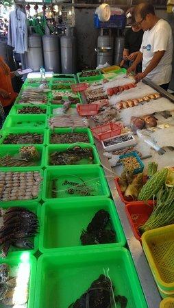 Ya Jiao Fresh Raw Seafood