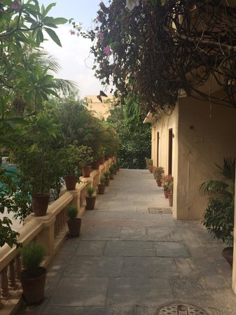 Samode Haveli : Property
