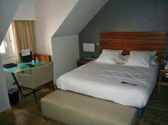 Hotel La Villa K: Wohnraum