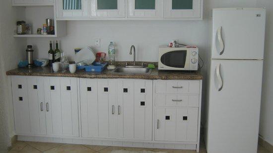 Bsea Cancun Plaza: cocina, solo hay microondas