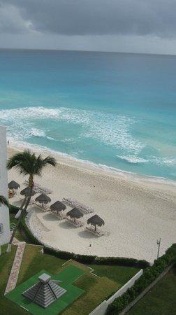 Bsea Cancun Plaza: vista desde la habitacion