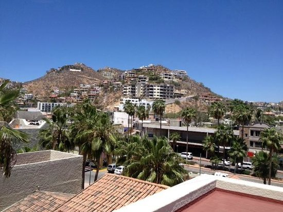 Tesoro Los Cabos: View of city from outside room