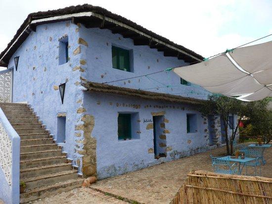 Auberge Dardara : Pavellón de habitaciones