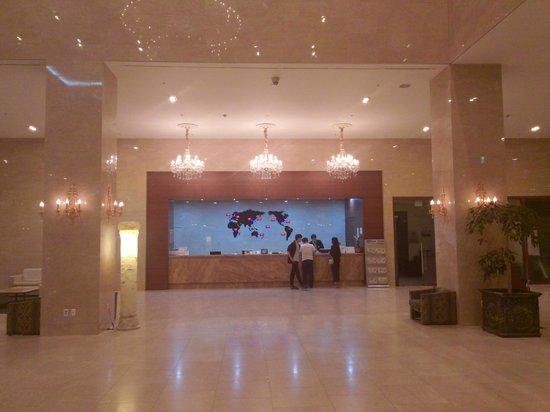 Hotel Inter-Burgo Exco: front