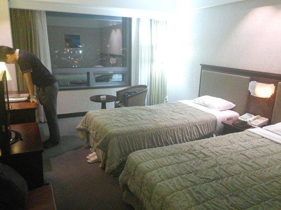 Hotel Inter-Burgo Exco: room