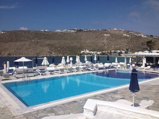 Petasos Beach Hotel & Spa : Pool